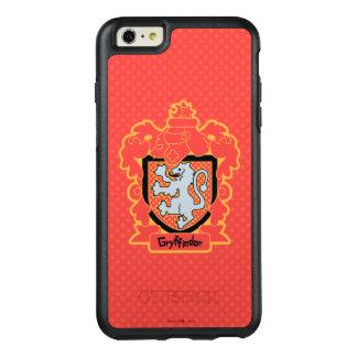 Cartoon Gryffindor Crest OtterBox iPhone 6/6s Plus Case