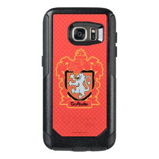 Cartoon Gryffindor Crest OtterBox Samsung Galaxy S7 Case