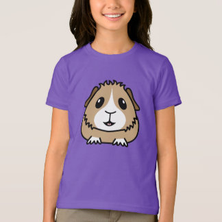 Cartoon Guinea Pig Children's T-Shirt