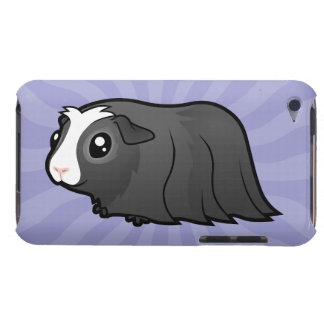 Cartoon Guinea Pig (long hair) Barely There iPod Covers