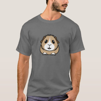 Cartoon Guinea Pig Men's T-Shirt