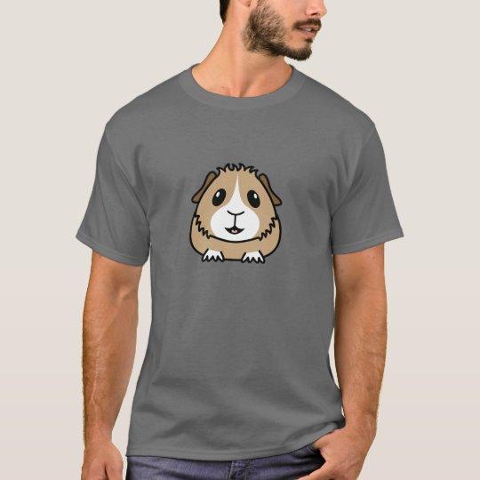 Cartoon Guinea Pig T-Shirt