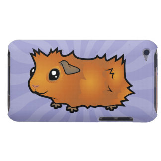 Cartoon Guinea Pig (scruffy) iPod Touch Cases
