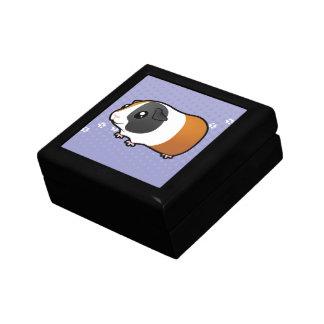 Cartoon Guinea Pig (smooth hair) Gift Box