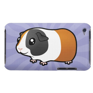 Cartoon Guinea Pig (smooth hair) iPod Touch Covers