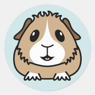 Cartoon Guinea Pig Stickers