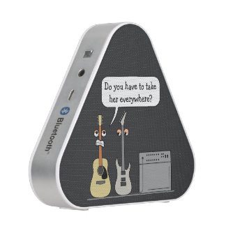 Cartoon Guitars