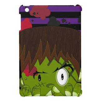 Cartoon Halloween Frankensteins Monster Case For The iPad Mini