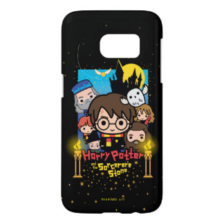 Cartoon Harry Potter and the Sorcerer's Stone