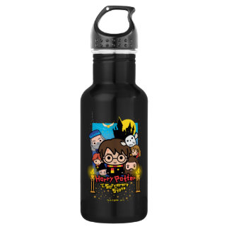 Cartoon Harry Potter and the Sorcerer's Stone 532 Ml Water Bottle