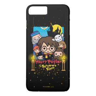 Cartoon Harry Potter and the Sorcerer's Stone iPhone 8 Plus/7 Plus Case