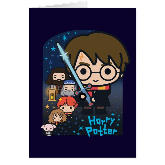 Harry Potter Ron Hermione Dobby Chamber of Secrets Promo Sticker Set of 4 New