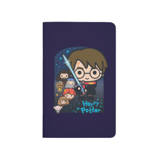 Cartoon Harry Potter Chamber of Secrets Graphic Journal
