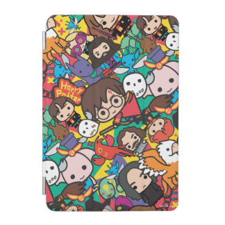 Cartoon Harry Potter Character Toss Pattern iPad Mini Cover