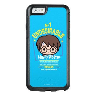 Cartoon Harry Potter Wanted Poster Graphic OtterBox iPhone 6/6s Case