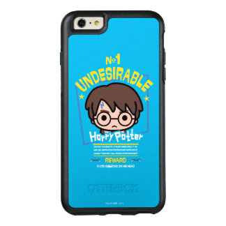 Cartoon Harry Potter Wanted Poster Graphic OtterBox iPhone 6/6s Plus Case