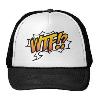 cartoon trucker hats