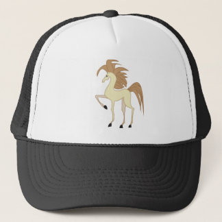 Cartoon Horse cap