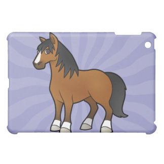 Cartoon Horse iPad Mini Cases