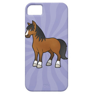 Cartoon Horse iPhone 5 Cover