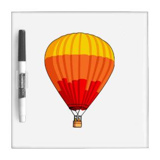 Cartoon Hot Air Ballon Dry Erase Boards