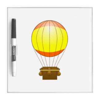 Cartoon Hot Air Ballon Dry-Erase Whiteboards