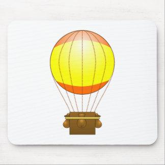 Cartoon Hot Air Ballon Mousepad