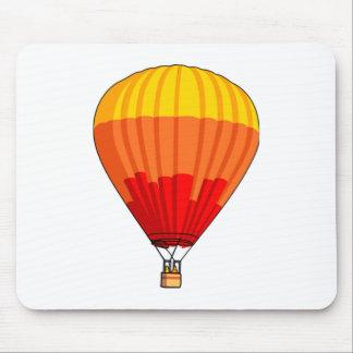 Cartoon Hot Air Ballon Mouse Pads