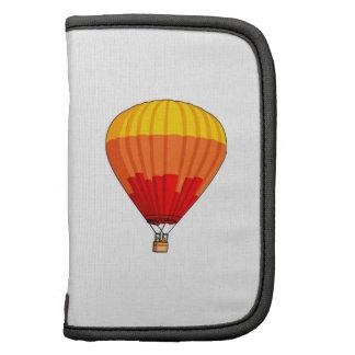 Cartoon Hot Air Ballon Planner