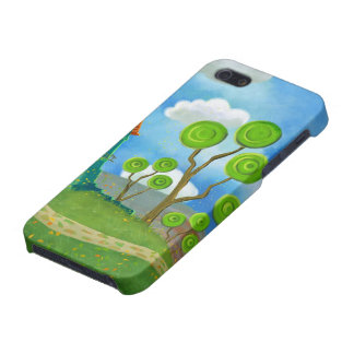 cartoon house iphonecase iPhone 5 covers