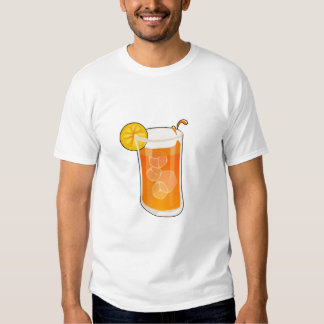 Cartoon Ice tea Shirt