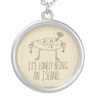 Cartoon Island Necklaces