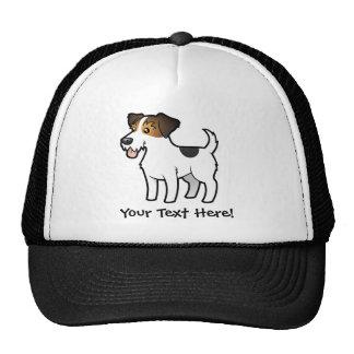 Cartoon Jack Russell Terrier Cap