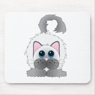 Cartoon Kitten Mousepad