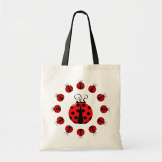 Cartoon Ladybug Bag