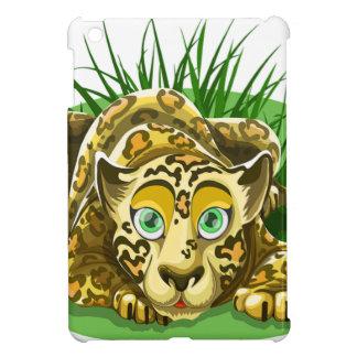 Cartoon Leopard Case For The iPad Mini