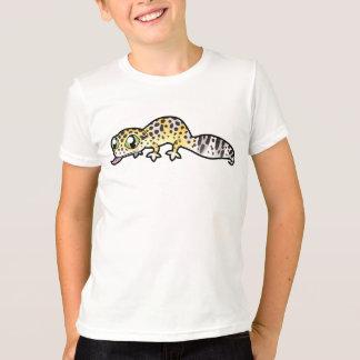 Cartoon Leopard Gecko T-Shirt