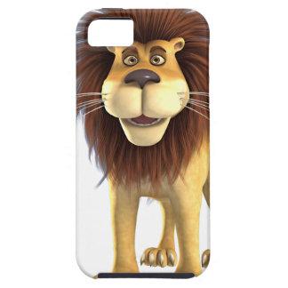 Cartoon Lion iPhone 5 Case