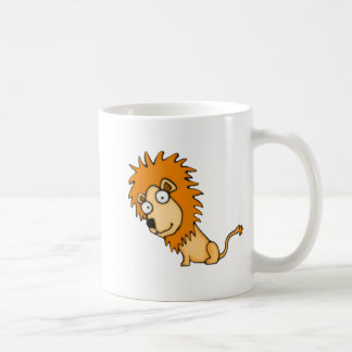 Cartoon Lion Mug