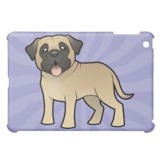 Cartoon Mastiff / Bullmastiff iPad Mini Cases