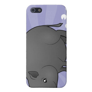Cartoon Miniature Pig Case For The iPhone 5