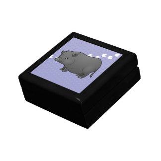 Cartoon Miniature Pig Gift Box