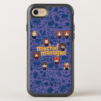 "Cartoon ""Mischief Managed"" Graphic OtterBox Symmetry iPhone 8/7 Case"