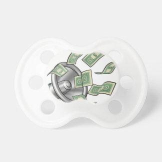 Cartoon Money Megaphone Concept Dummy