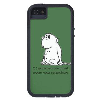 Cartoon Monkey iPhone 5 Cases