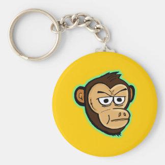 Cartoon Monkey Key Chains