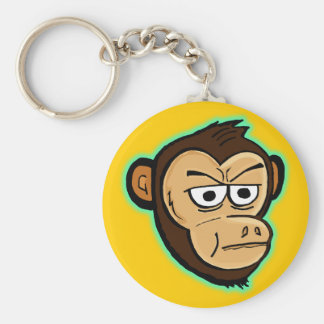 Cartoon Monkey Key Chains