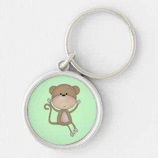 Cartoon Monkey Key Chain
