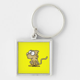 Cartoon Monkey Keychain