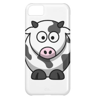 cartoon Moo Cow iPhone 5C Case